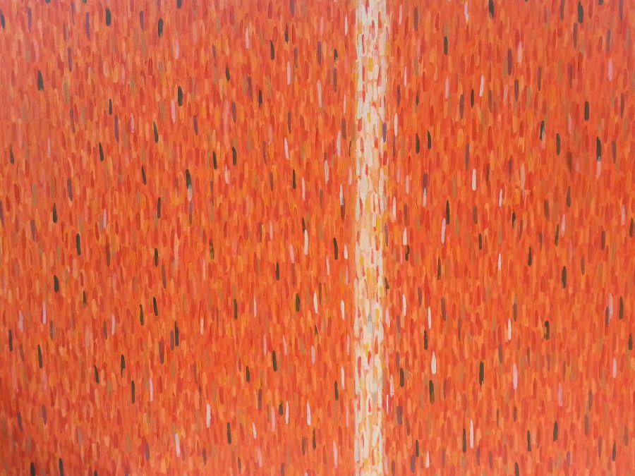 Atlas Sanat Galerisi_Mustafa Salim Aktuğ _Renkler ve Derinlikler Resim Sergisi_Basın Bülteni Görseli