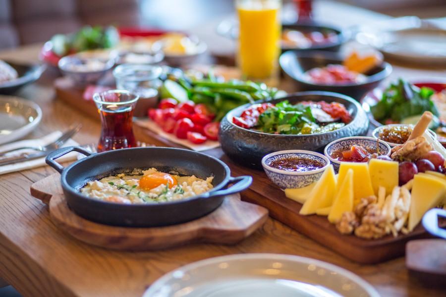 Marlinda Ethnic Foods - Kahvaltı